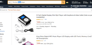 how to improve your Amazon item searches