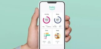 Amazon Halo: The Smartband With Emotion Analysis and 3d Body Scan