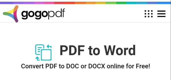 Optimize Your PDF Files Using GogoPDF
