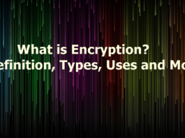 What is Encryption? Definition, Types, Uses and More