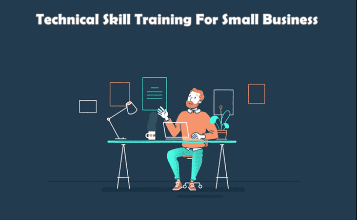 Technical Skill Training: How Can It Benefit Your Small Business